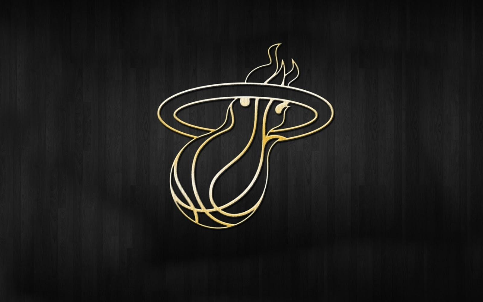 Miami Heat Basketball Club Logo 1600x1000