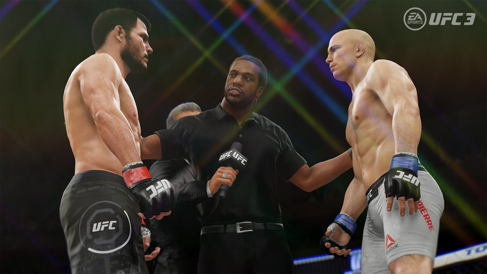 4 EA Sports UFC 3 HD Wallpapers Background Images 1920x1080