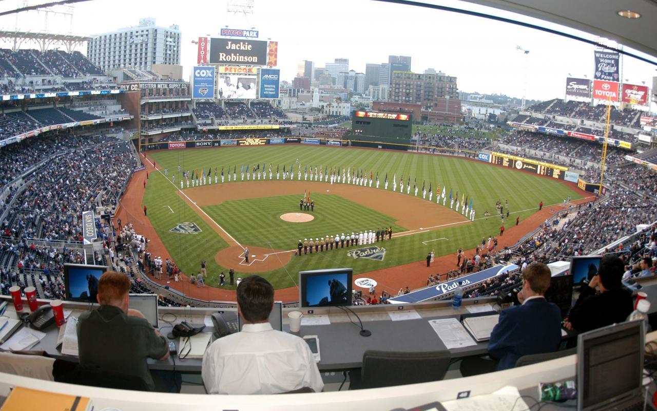baseball san diego parks petco park padres diamond Normal 43 1280x800