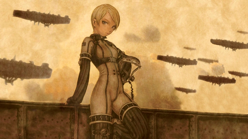 Steampunk Girl Wallpaper Anime girls hd wallpaper 800x450