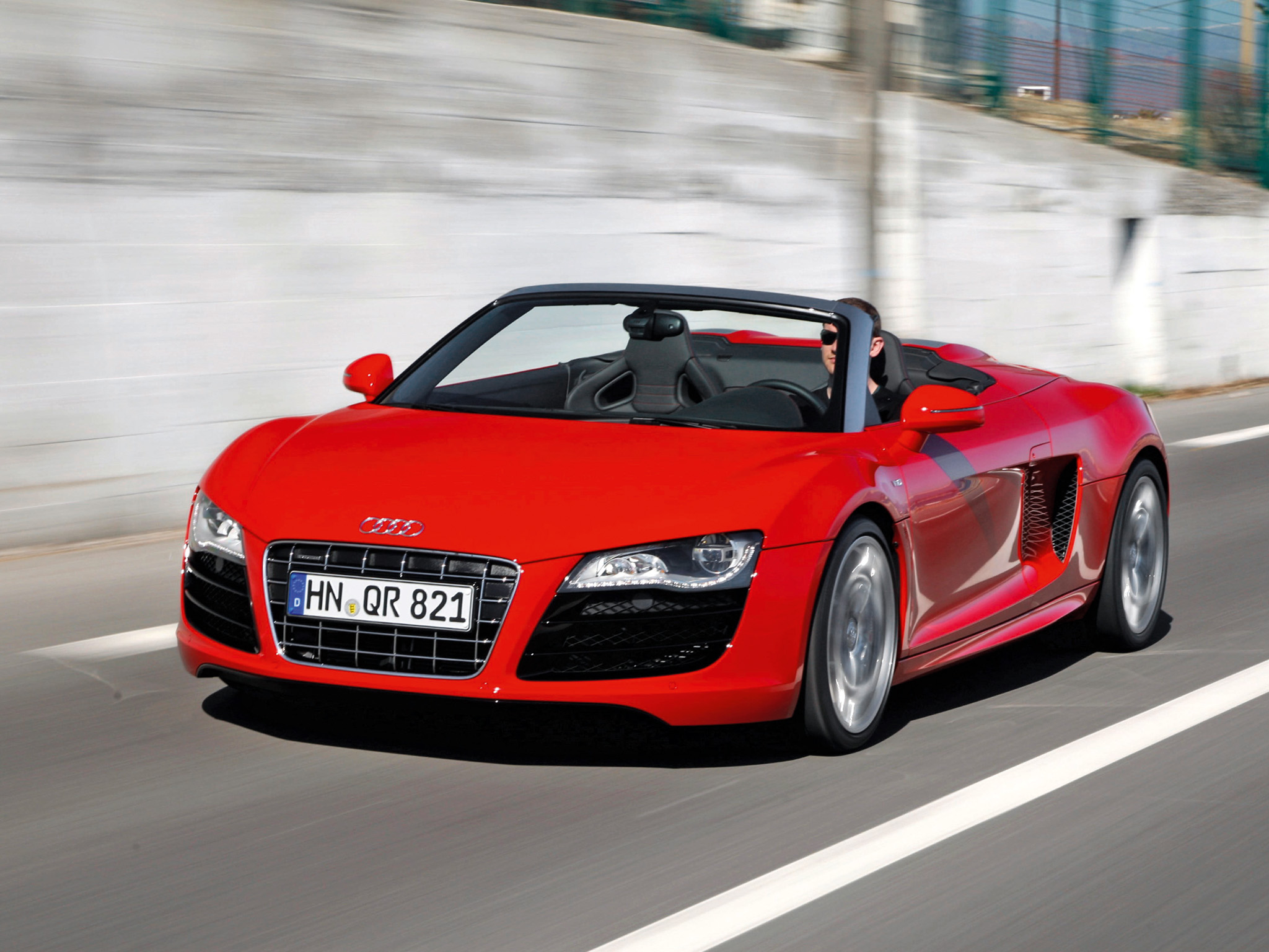 Audi R8 V10 Spyder Wallpapers Cool Cars Wallpaper 2048x1536