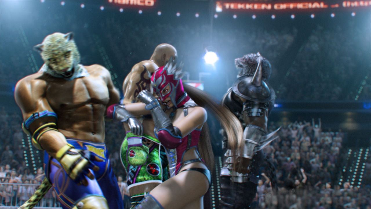 Free Download Tekken Tag 2 Wallpaper 15 Tekken Tag 2 1280x720