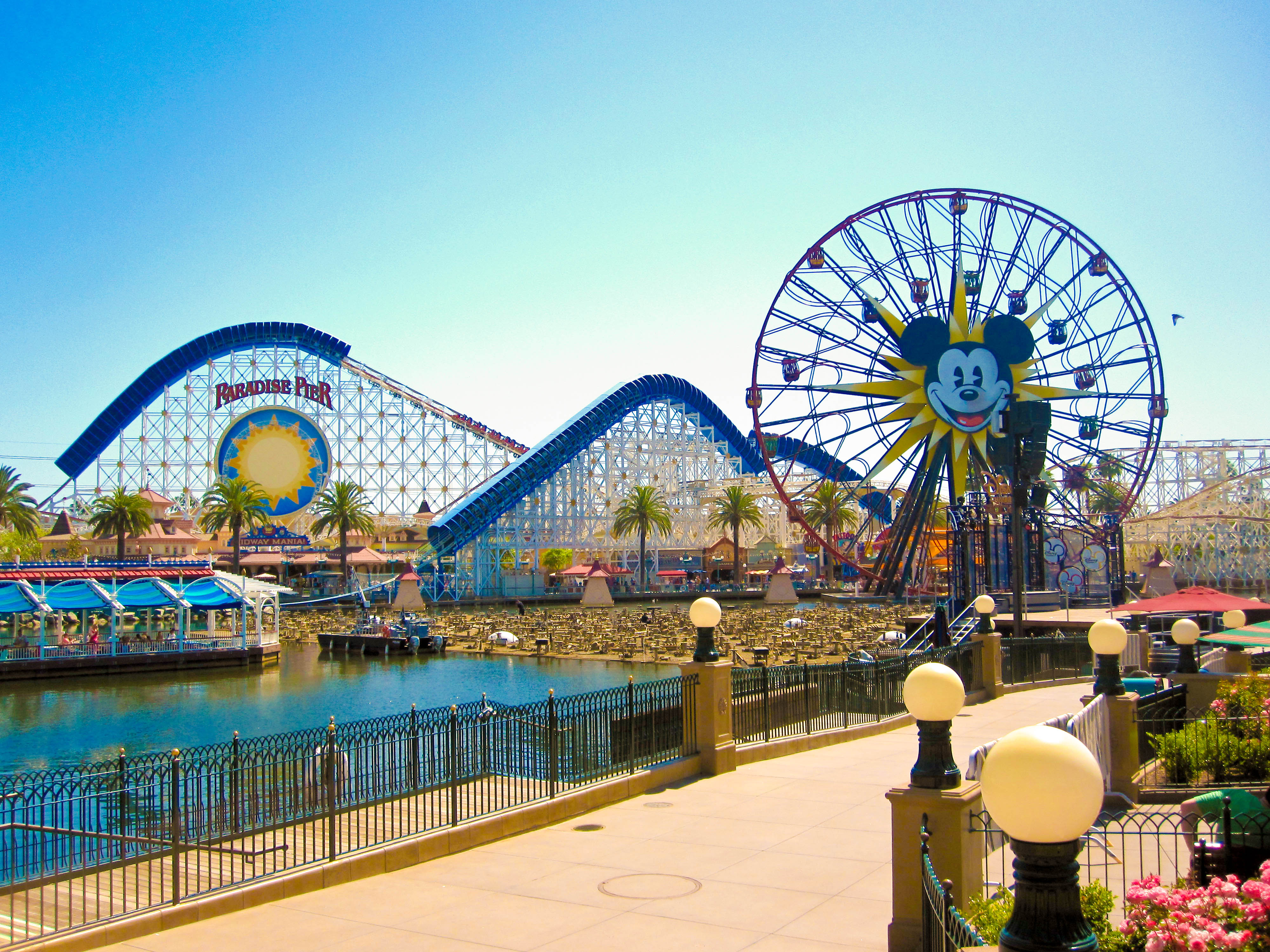 Amusement Park Wallpapers High Quality Download 4000x3000