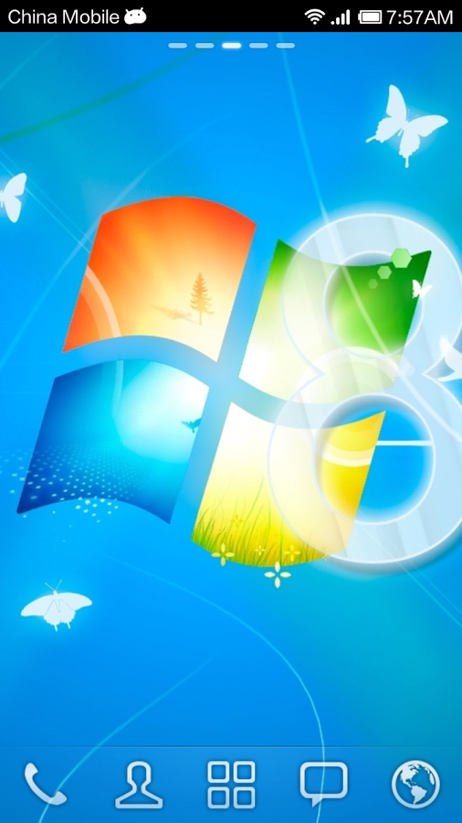 Windows 8 Live Wallpaper HD 107 screenshot 1 506x900