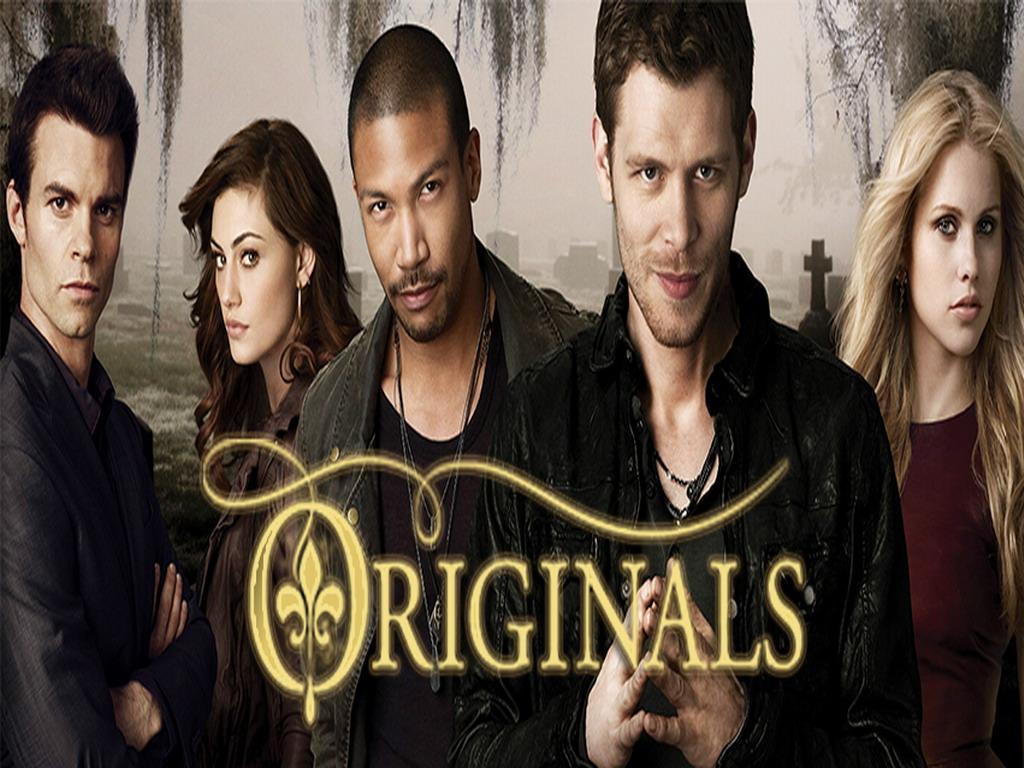 The Originals   The Vampire Diaries Wallpaper 34740806 1024x768