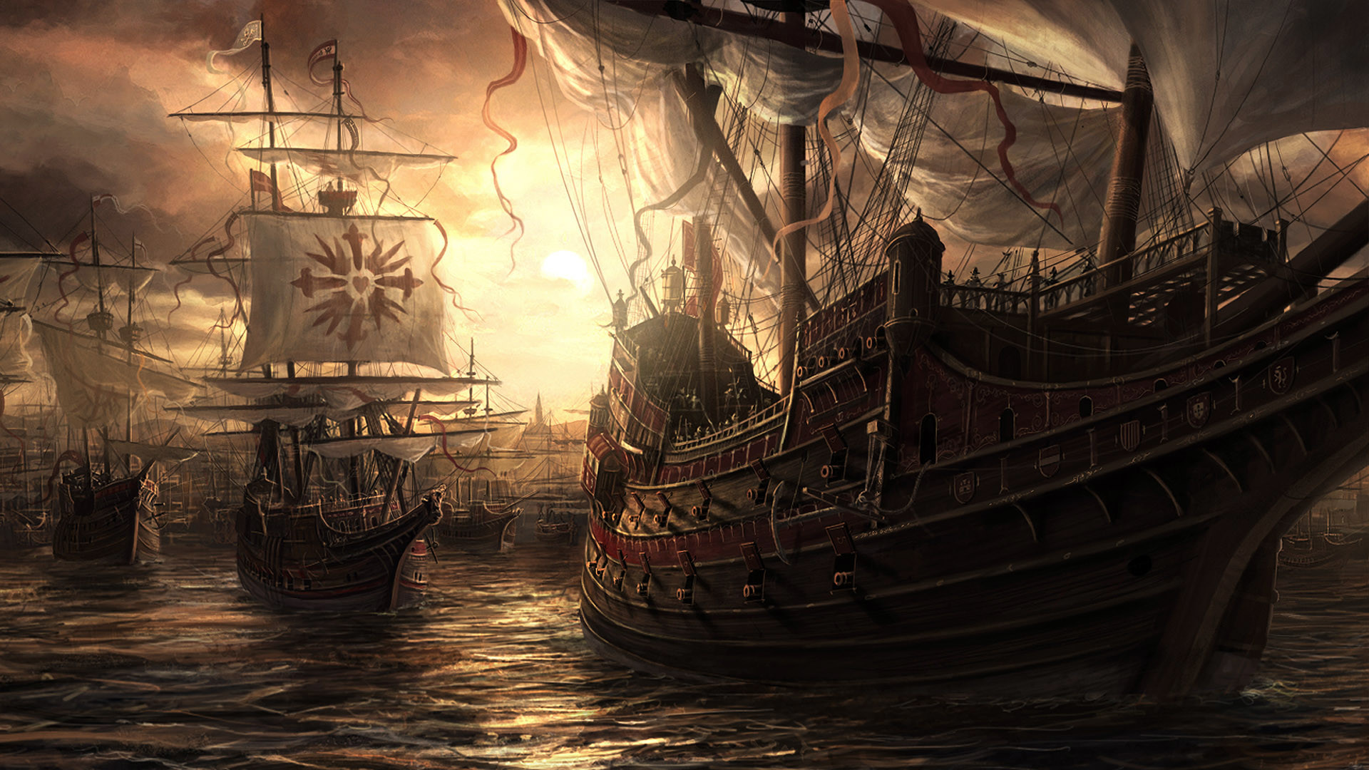 Old Ship Wallpaper 56 images 1920x1080