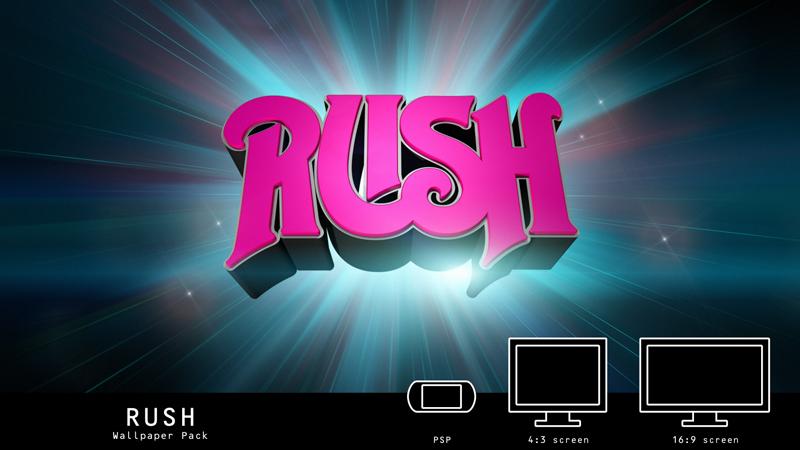 Rush Wallpaper Pack by LGRuffa 800x450