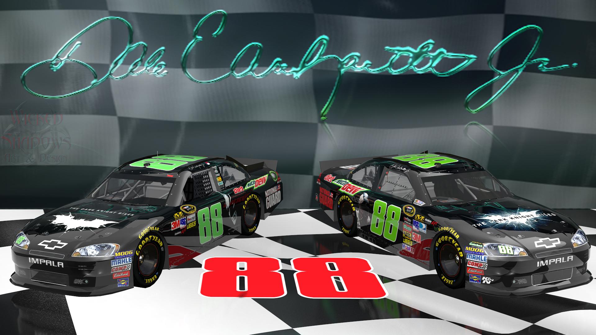 Dale Earnhardt Jr Dale Earnhardt Jr Victory Lane Dark Knight wallpaper 1920x1080