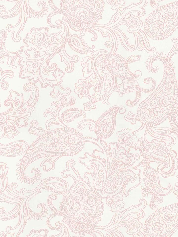 46 Pink Paisley Wallpaper On Wallpapersafari