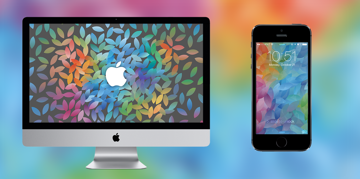 Apple Event with these wallpapers for your Mac iPad and iPhone 1408x700