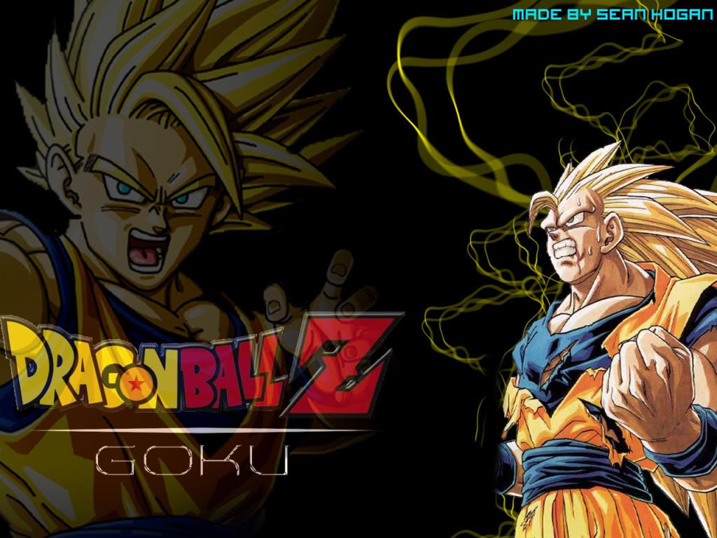 Goku Wallpaper Background 1024x768