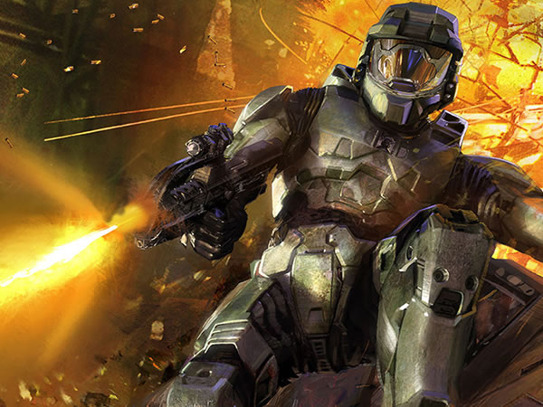 Epic Halo Wallpapers Halo halo 600x450