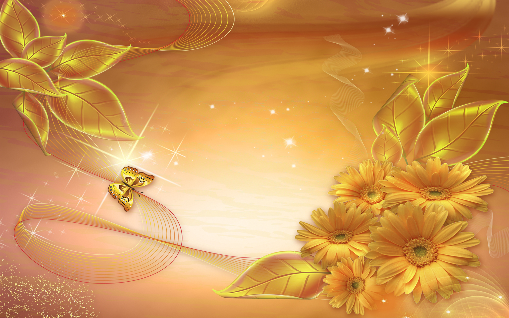 Gold Background wallpaper Gold Background hd wallpaper background 1680x1050