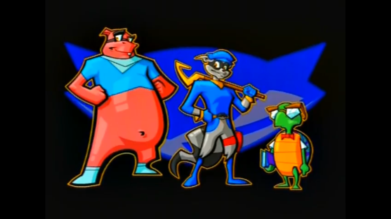 Sly and the Gang   Sly Cooper Photo 32959656 1366x768
