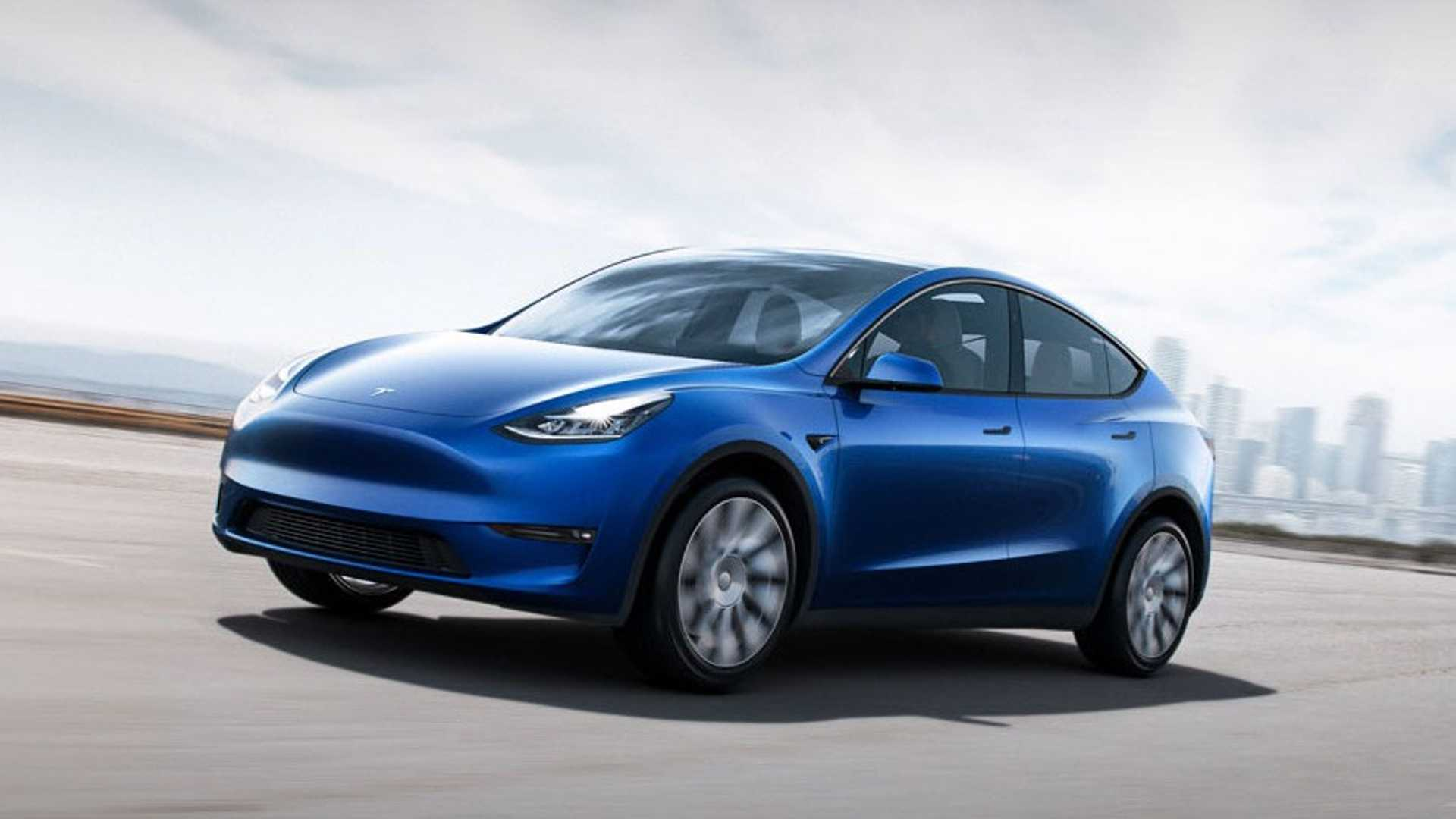 2021 Tesla Model Y Wallpapers 11 HD Images   NewCarCars 1920x1080