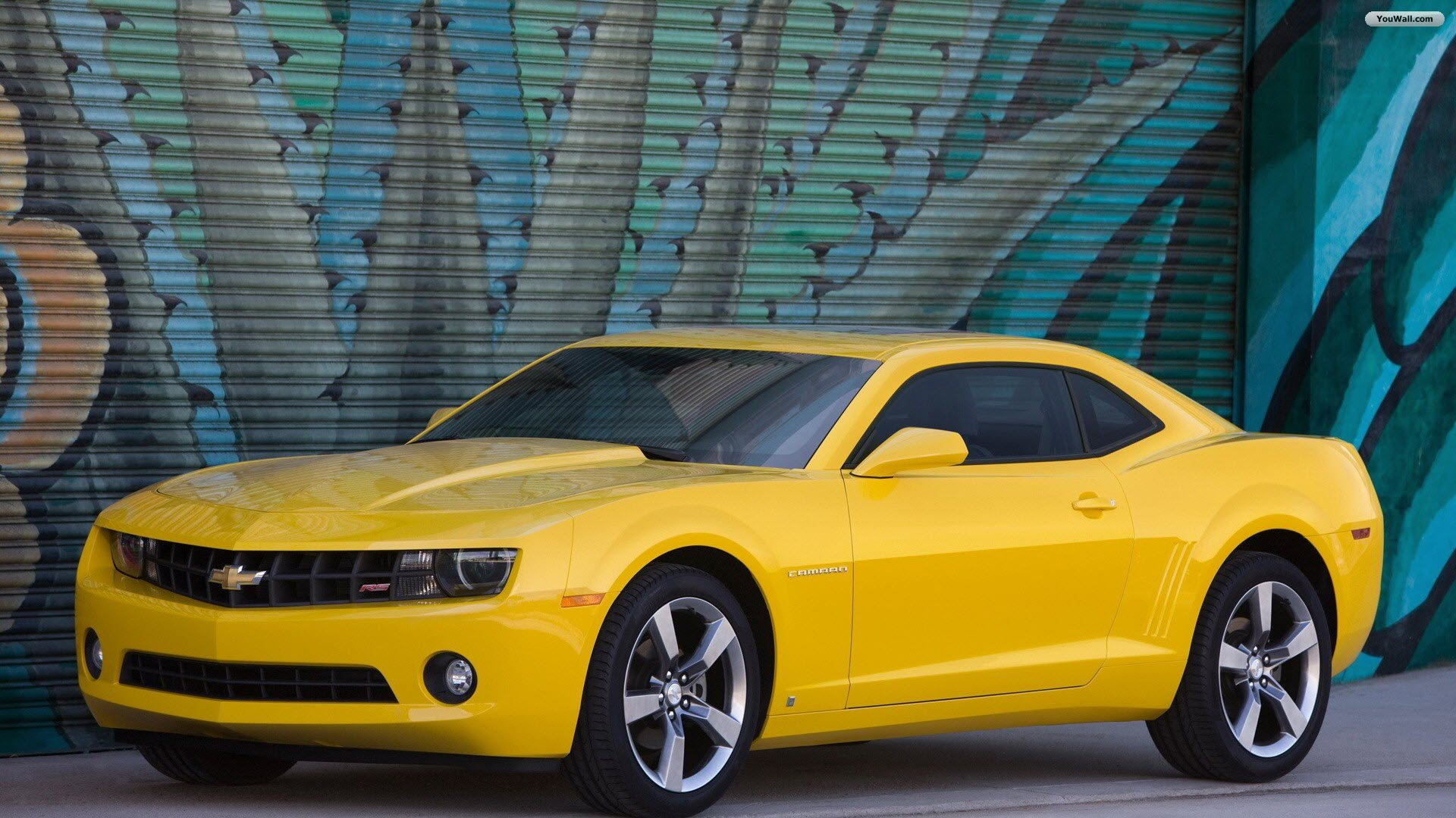 Chevrolet Camaro Wallpaper large HD wallpaper theme 1920x1080