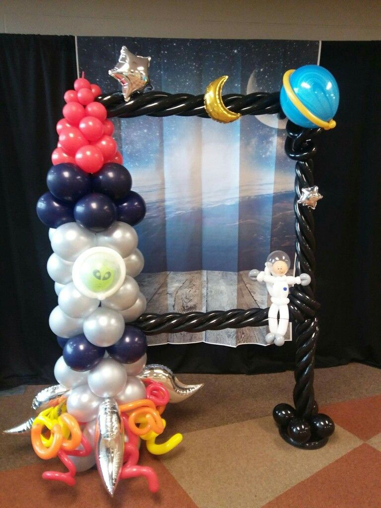 Sorpresa edu Future Parties in 2019 Balloon decorations party 768x1024