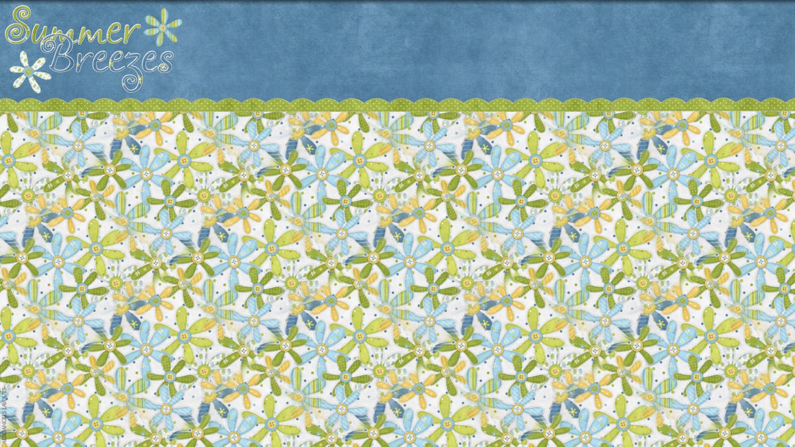 Summer Breezes Twitter Backgrounds Summer Breezes Twitter Themes 1600x900