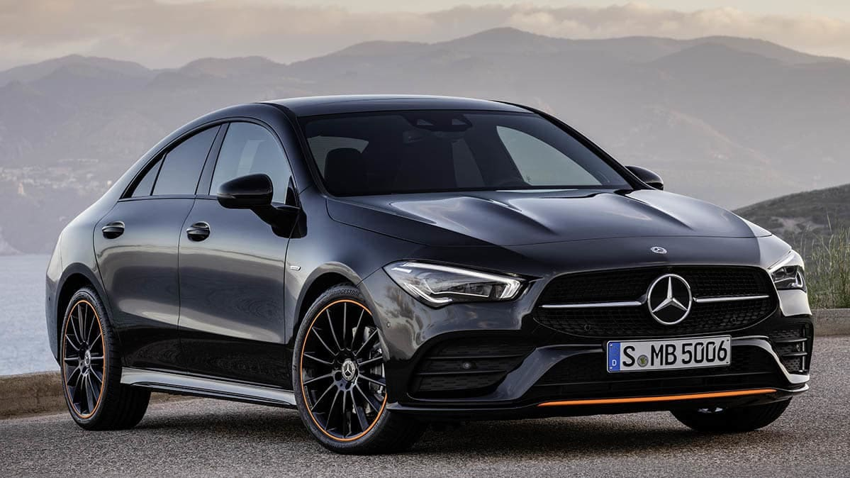 2020 Mercedes Benz CLA Takes Aim at Young Luxury Buyers   Consumer 1199x674