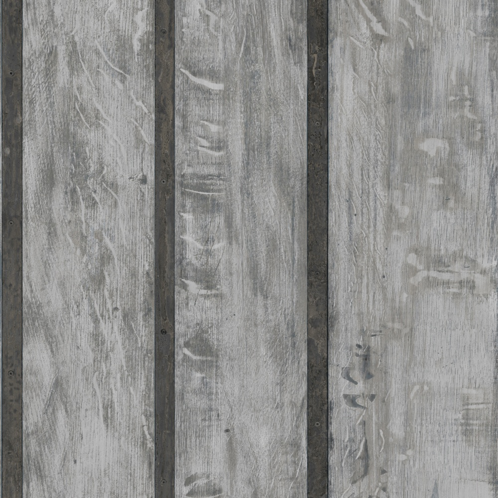 It Wood Wall Faux Wooden Panel Effect Textured Vinyl Wallpaper J68219 1000x1000