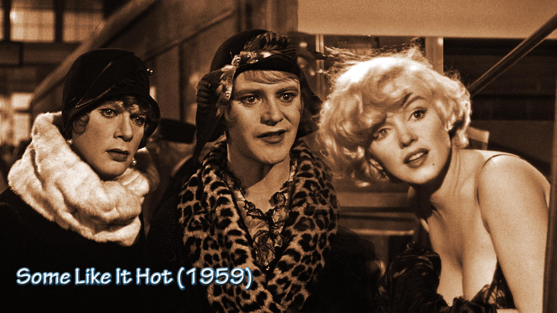 Some Like It Hot 1959   Classic Movies Wallpaper 33682338 1920x1080