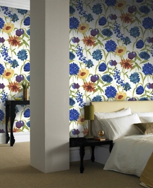 12 Stunning Ways to Decorate Your Home With Summer Blooms Terrys 500x616