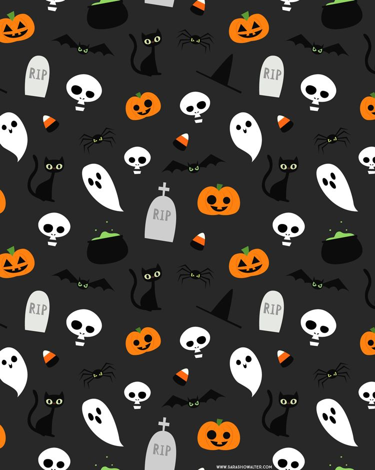 Pin by MaryAynne Miller on Fabrics in 2019 Halloween wallpaper 750x938
