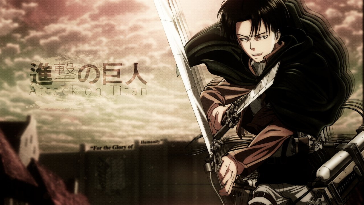 Levi Attack on Titan Wallpaper 1920x1080 by Citnas 1280x720