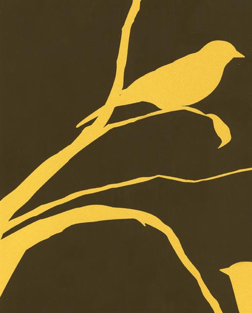 Photos Cavern Home Blackbird Wallpaper Brown Modern   source url 516x640