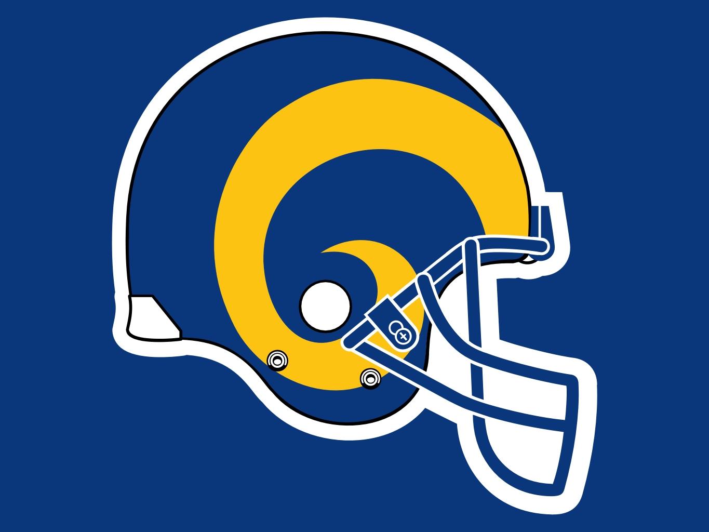 Los Angeles Rams Helmetjpg 1365x1024
