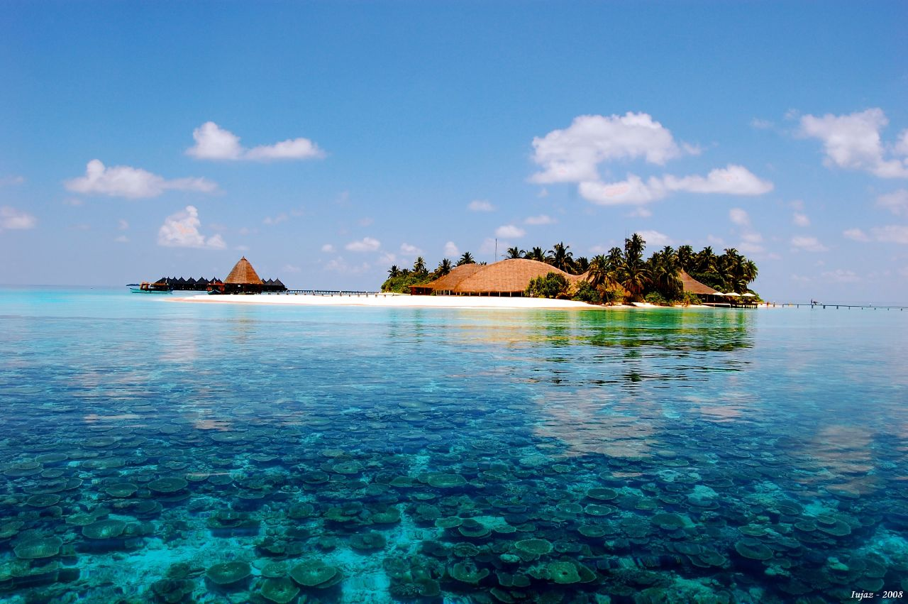Maldives Islands of the Maldives   The Maldives Honeymoon 1280x851