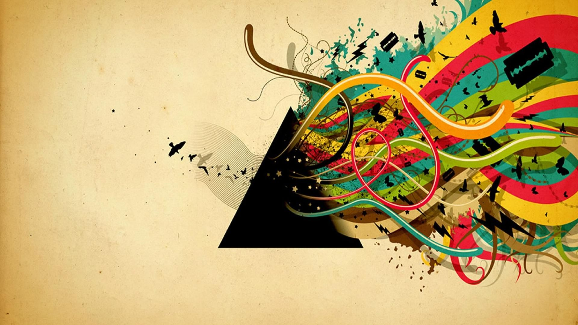 HD Abstract Arrow Wallpapers Arrow Hipster wallpaper Music 1920x1080