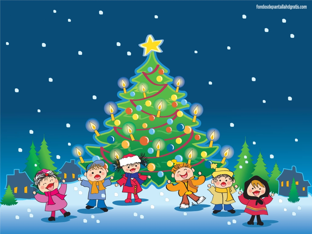 Descargar imagen christmas mobile phone wallpaper hd widescreen Gratis 1024x768