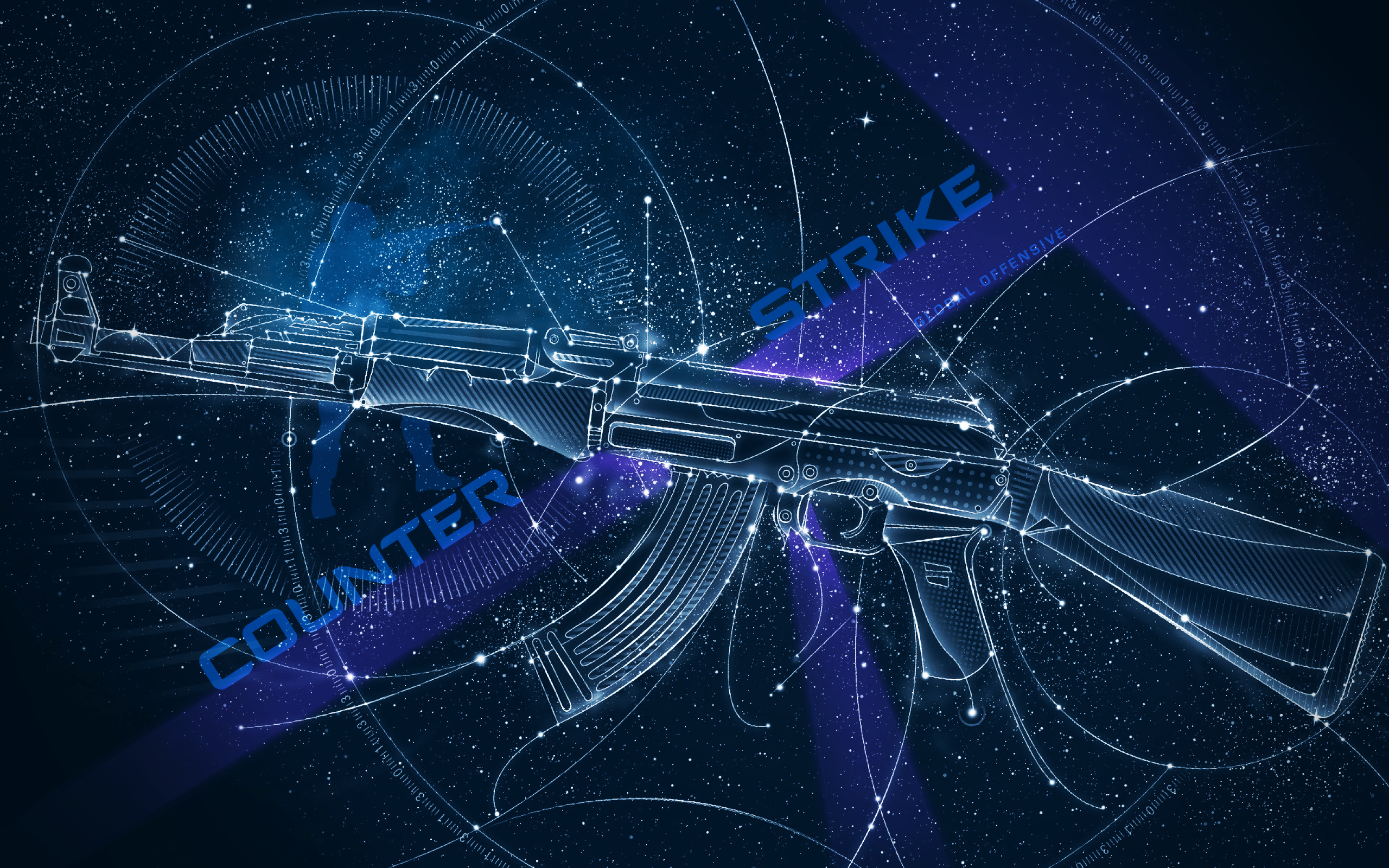 CSGO AK47 DR34M STEAM by ixZtkpID 2560x1600