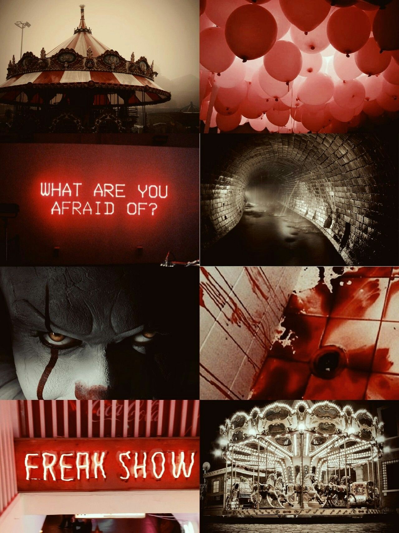Image result for it 2017 aesthetic Scary Stuff in 2019 1280x1707