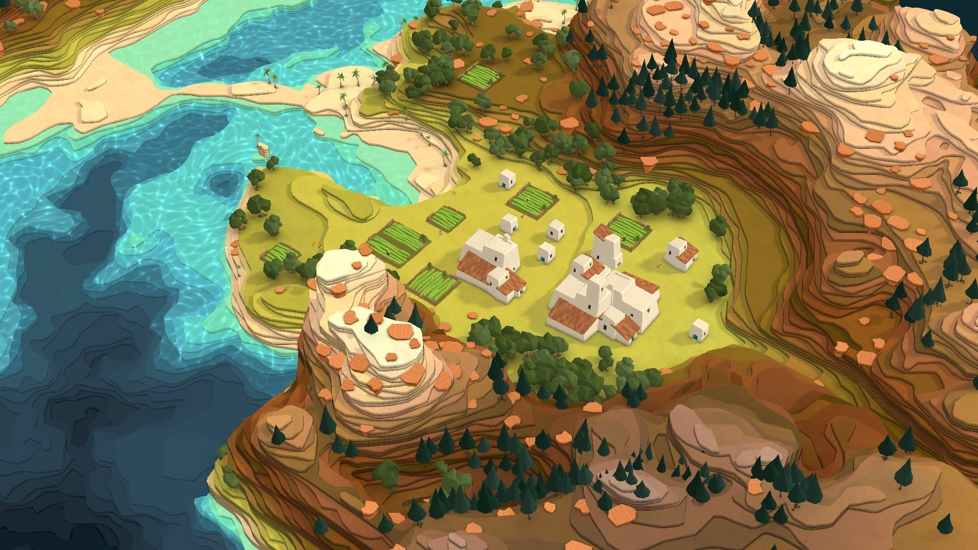 Godus Another Baffling Bizarre Peter Molyneux Game WIRED 1920x1080