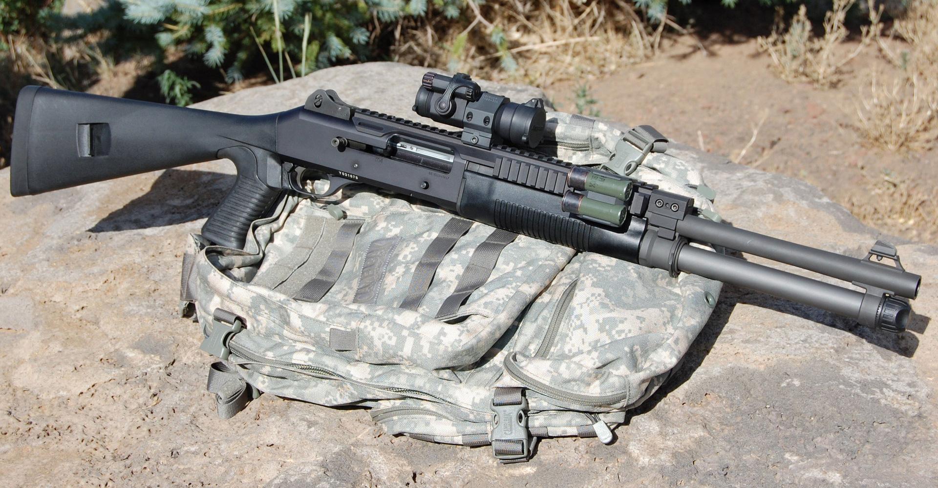 Beretta shotgun wallpaper