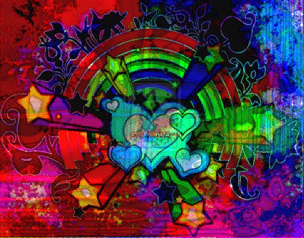 Rainbow gay pride heart by YukiStorm1225 1024x802