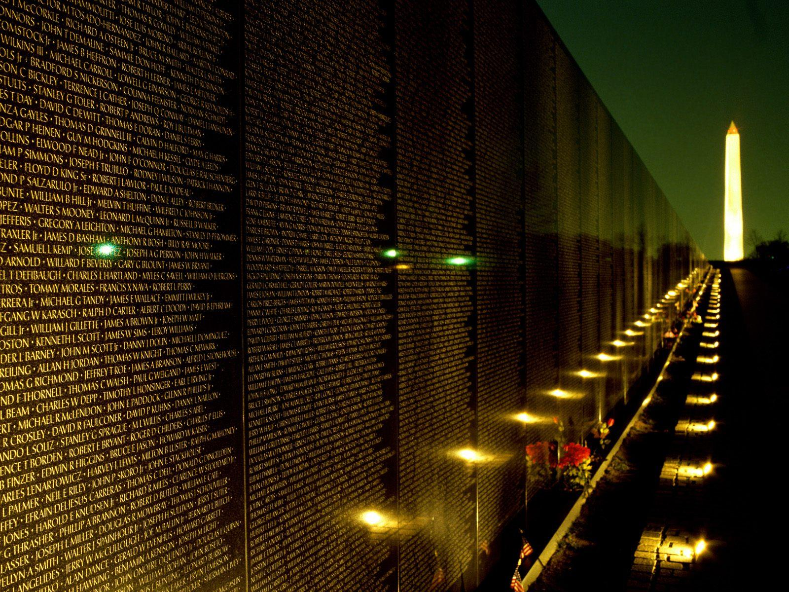 Best 48 Vietnam Veterans Memorial Wallpaper on HipWallpaper 1600x1200