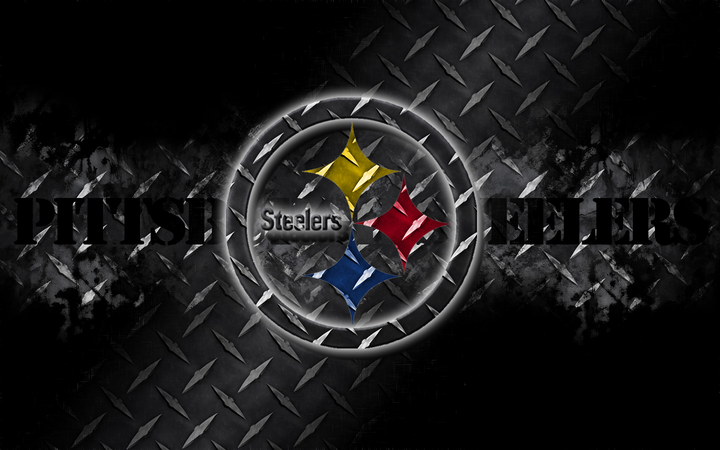 Pittsburgh Steelers wallpaper backgroundwhat more could you ask D 1440x900