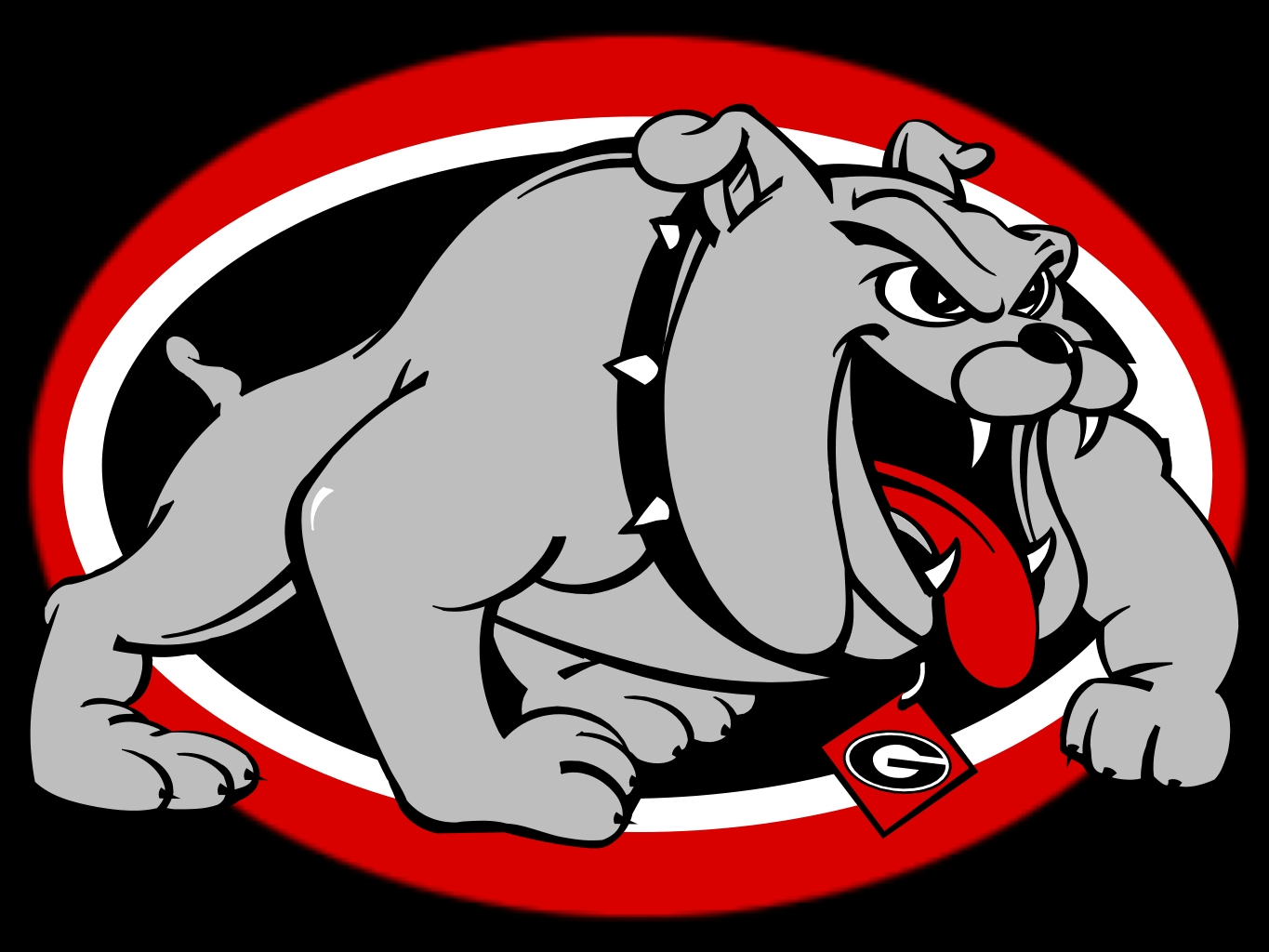 Georgia Bulldogs 1365x1024