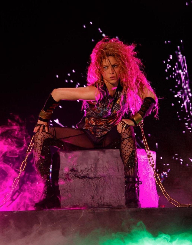 Shakira she wolf El Dorado tour Shakira Shakira concert 1030x1313