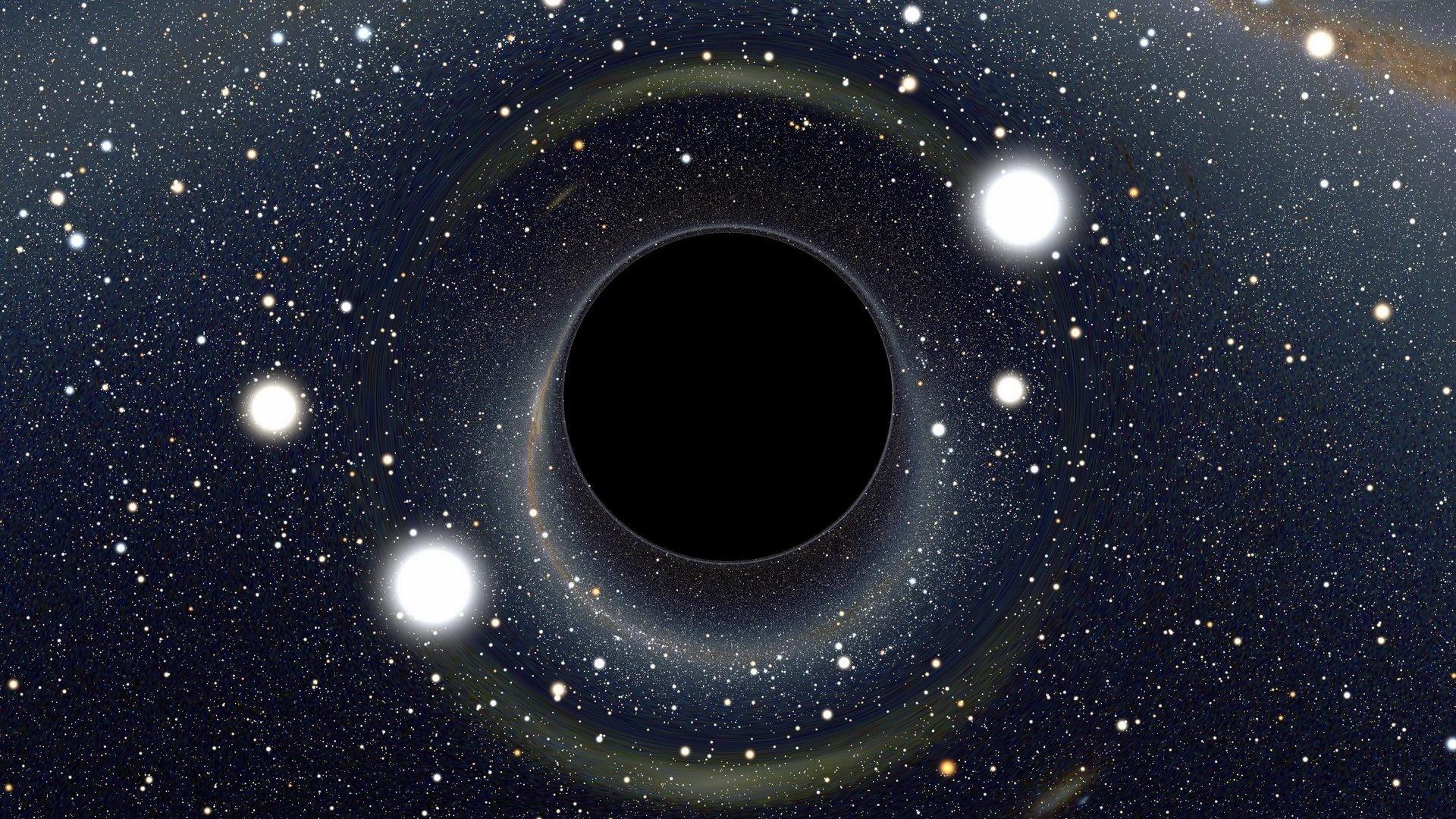 Black Hole Wallpaper HD Wallpapers Apple Artworks 4k Best 1920x1080