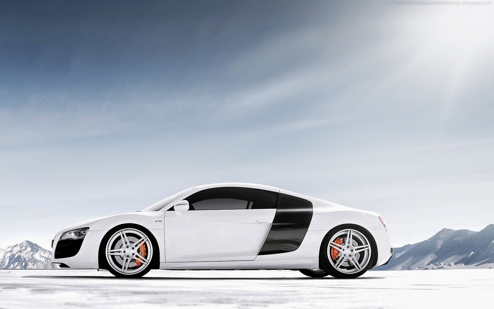 Beautiful Wallpapers Beautiful White Cars Wallpapers Desktop 1600x1000