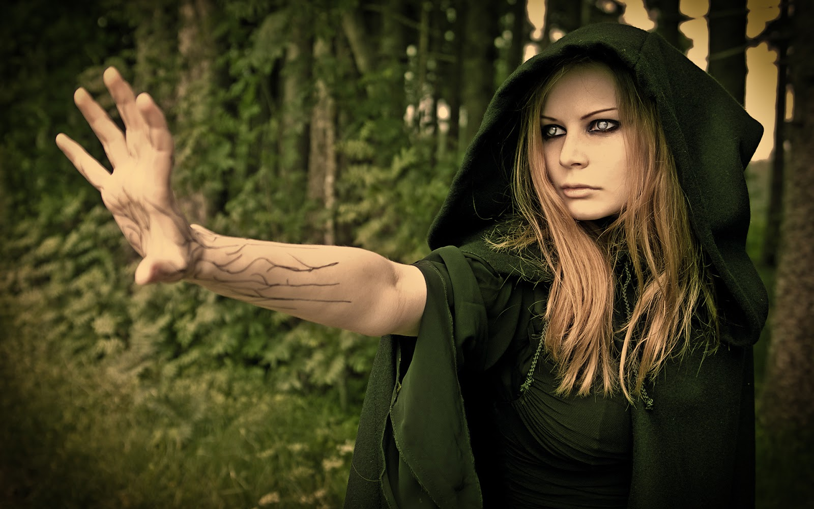 Wallpaper World Evil Witch Wallpapers 1600x1000