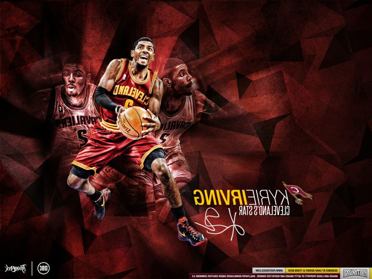 Kyrie Irving Nike Wallpaper