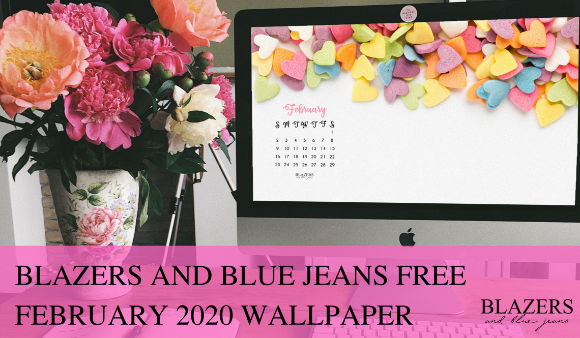Valentines Day Themed Wallpaper Blazers and Blue Jeans 1140x665