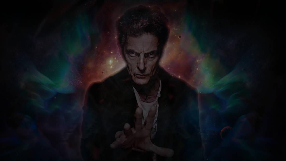 Doctor Who   Peter Capaldi wallpaper by natestarke 1192x670