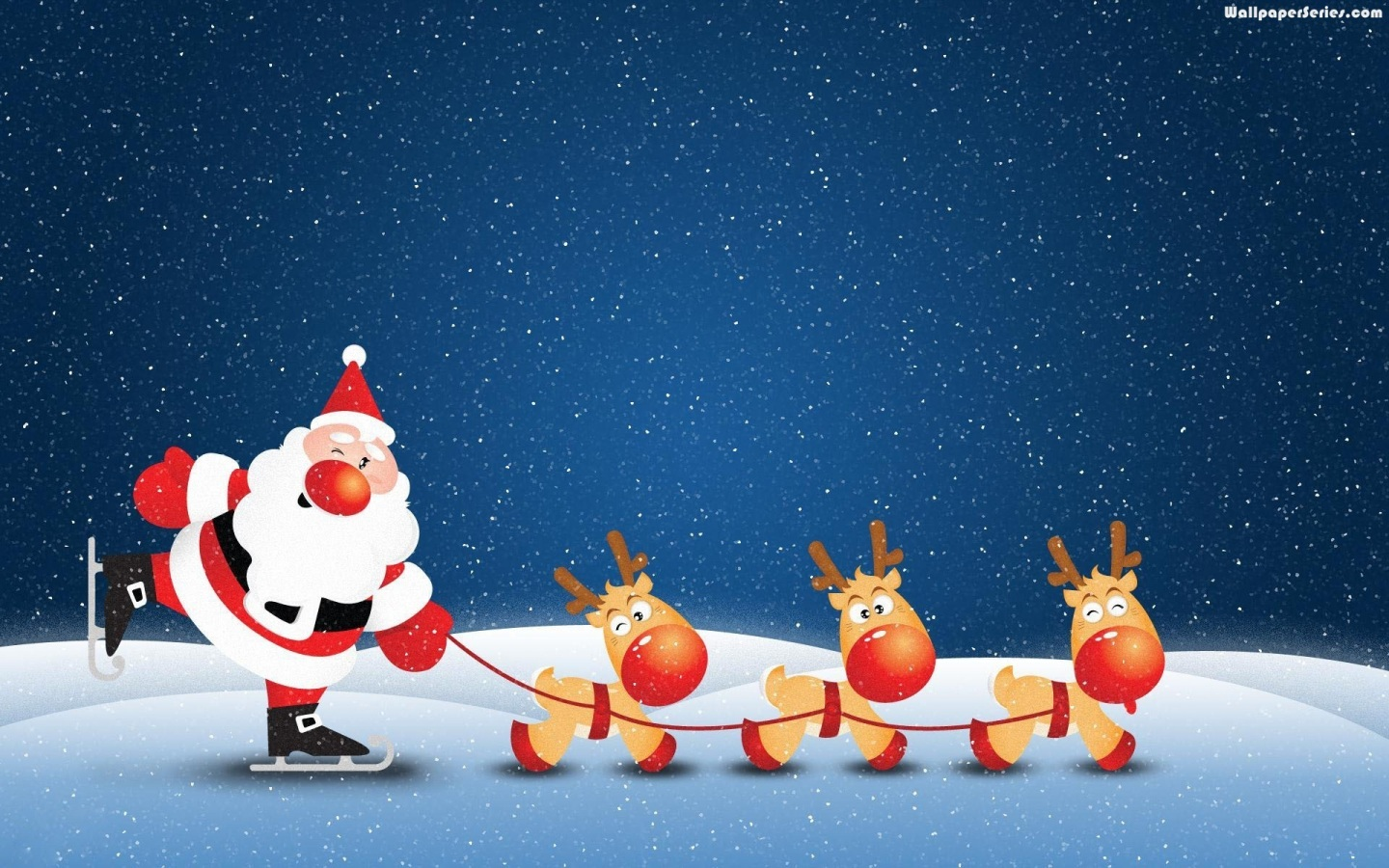 Christmas Screensaver And Wallpaper Animated Merry