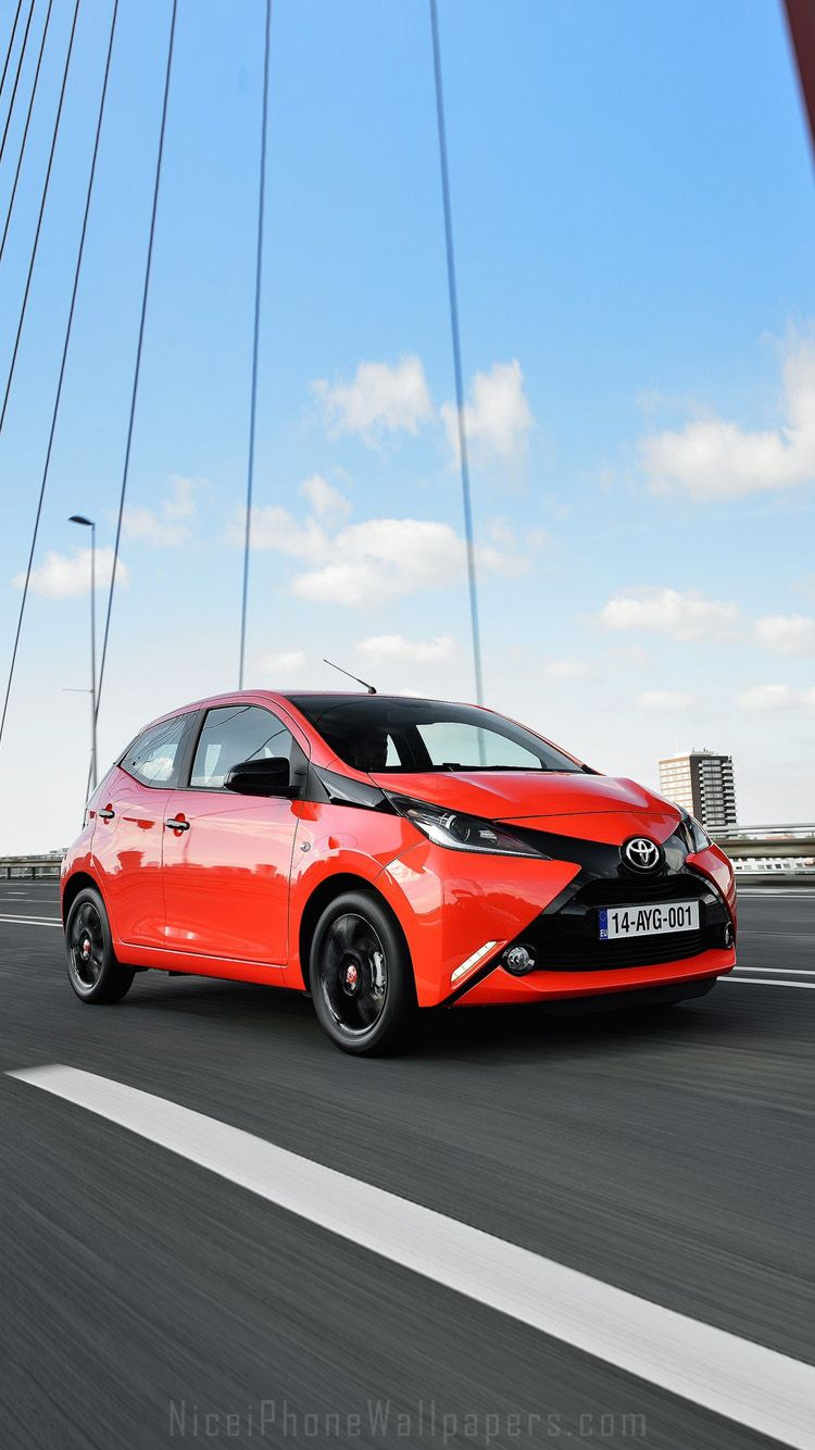 Toyota Aygo iPhone 66 plus wallpaper Cars iPhone wallpapers 750x1334
